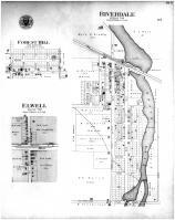 Riverdale, Forest Hill, Elwell, Gratiot County 1901